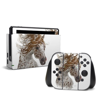 Nintendo Switch Skin - Appaloosa