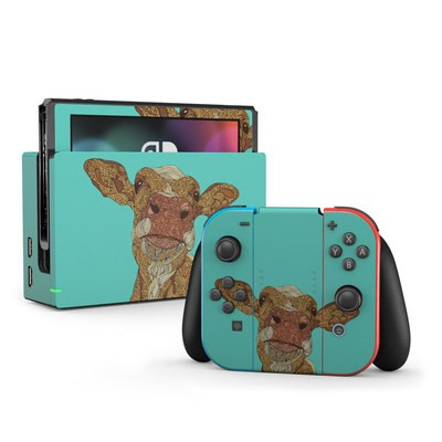 Nintendo Switch Skin - Arabella