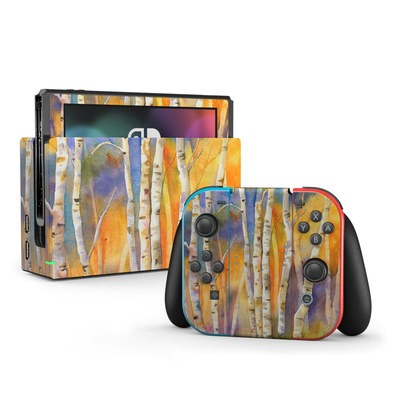 Nintendo Switch Skin - Aspens