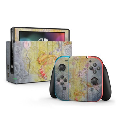 Nintendo Switch Skin - Aspirations