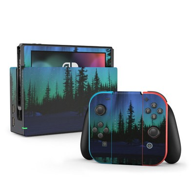 Nintendo Switch Skin - Aurora