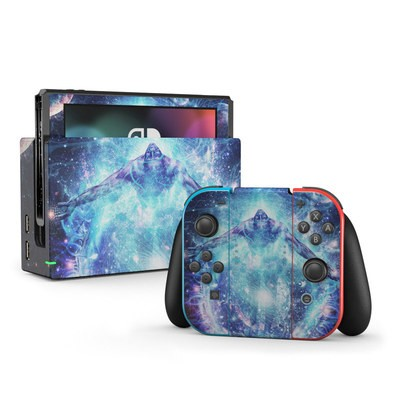 Nintendo Switch Skin - Become Something