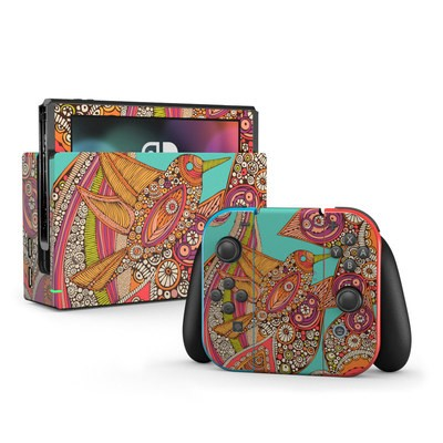 Nintendo Switch Skin - Bird In Paradise