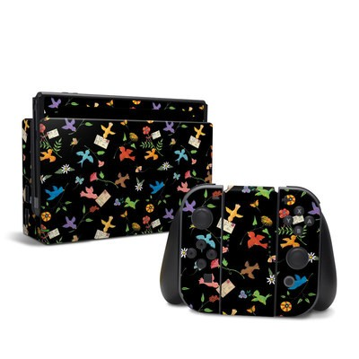 Nintendo Switch Skin - Birds