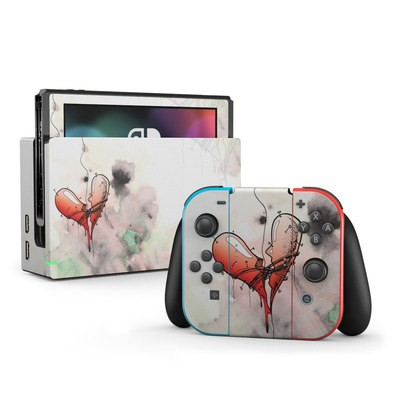 Nintendo Switch Skin - Blood Ties