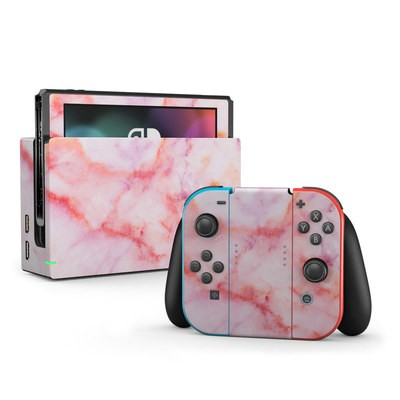 Nintendo Switch Skin - Blush Marble