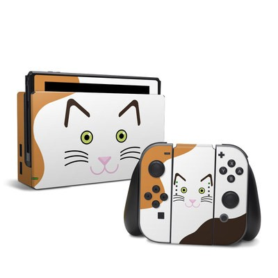 Nintendo Switch Skin - Bandit the Cat