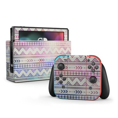 Nintendo Switch Skin - Bohemian
