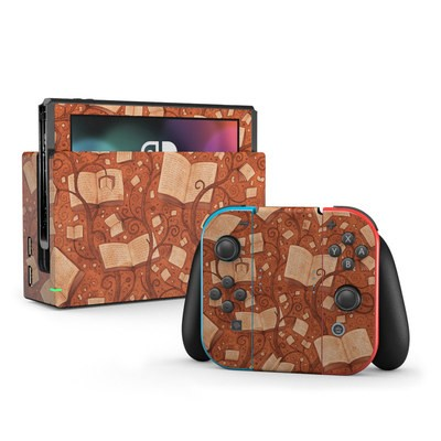 Nintendo Switch Skin - Books