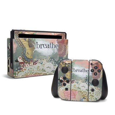 Nintendo Switch Skin - Breathe