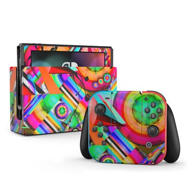 Nintendo Switch Skin - Calei