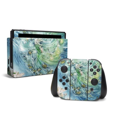 Nintendo Switch Skin - Cancer