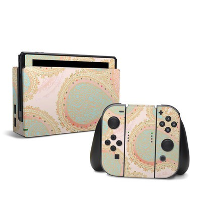 Nintendo Switch Skin - Casablanca Dream