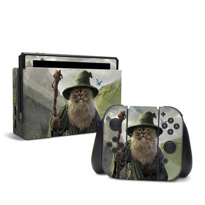 Nintendo Switch Skin - Catdalf