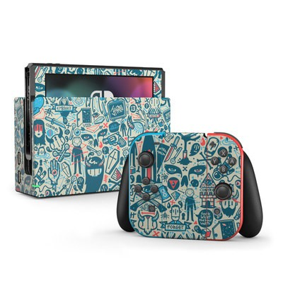 Nintendo Switch Skin - Committee
