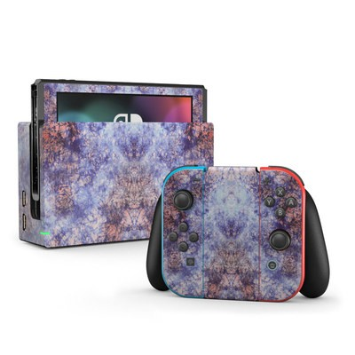 Nintendo Switch Skin - Batik Crackle