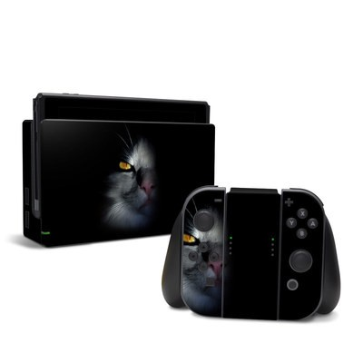 Nintendo Switch Skin - Darkness