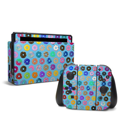Nintendo Switch Skin - Donut Party