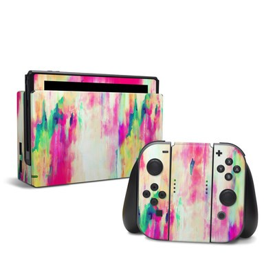 Nintendo Switch Skin - Electric Haze