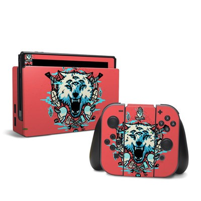 Nintendo Switch Skin - Ever Present