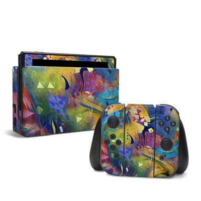 Nintendo Switch Skin - Fascination