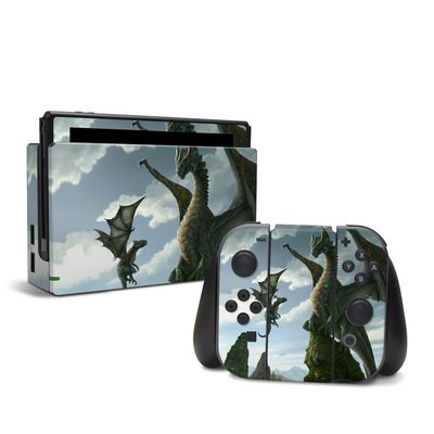 Nintendo Switch Skin - First Lesson