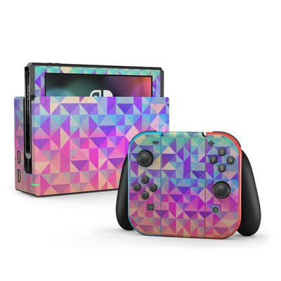 Nintendo Switch Skin - Fragments