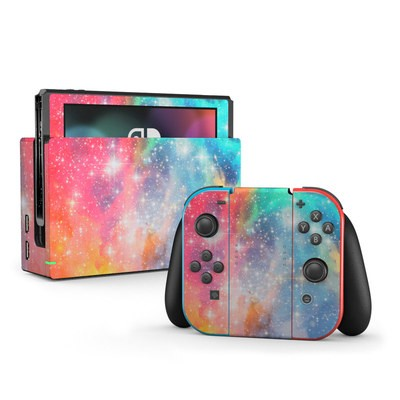 Nintendo Switch Skin - Galactic