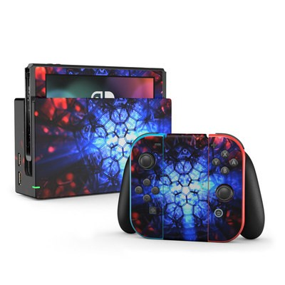 Nintendo Switch Skin - Geomancy