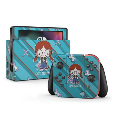 Nintendo Switch Skin - Got Geek