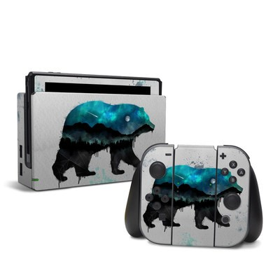Nintendo Switch Skin - Grit