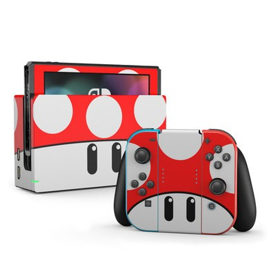 Nintendo Switch Skin - Grow Up