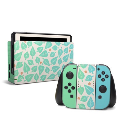 Nintendo Switch Skin Happy Camper By Gaming Decalgirl
