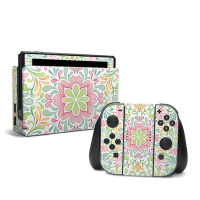 Nintendo Switch Skin - Honeysuckle