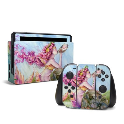 Nintendo Switch Skin - Horn of Beginning