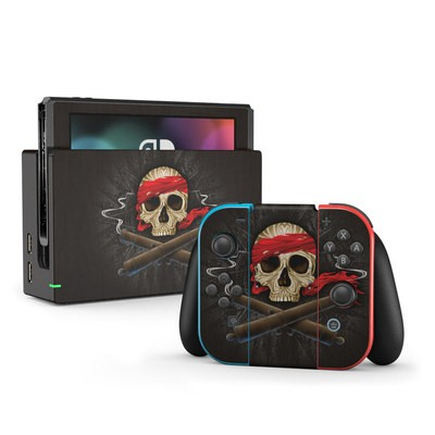 Nintendo Switch Skin - High Seas Drifter