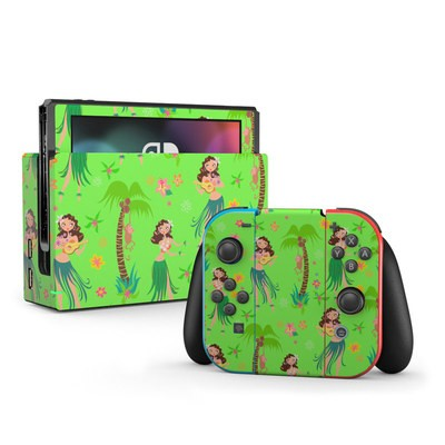 Nintendo Switch Skin - Hula Honey