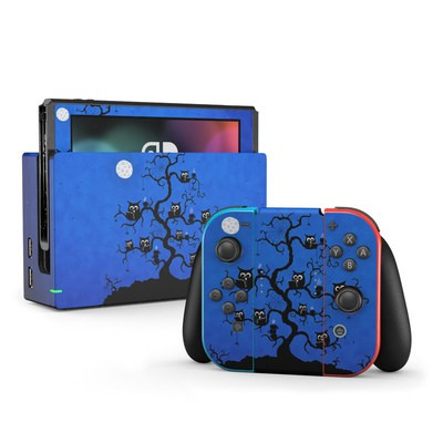Nintendo Switch Skin - Internet Cafe
