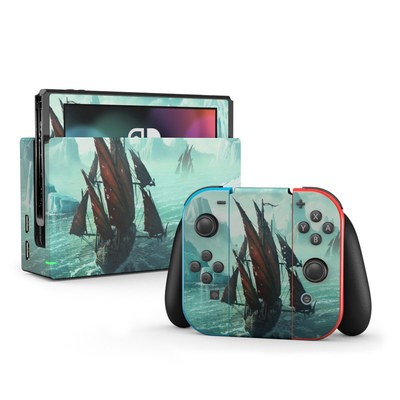 Nintendo Switch Skin - Into the Unknown