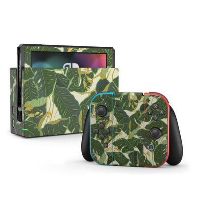 Nintendo Switch Skin - Jungle Polka