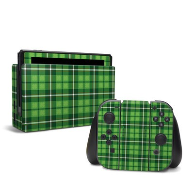 Nintendo Switch Skin - Kelley Plaid