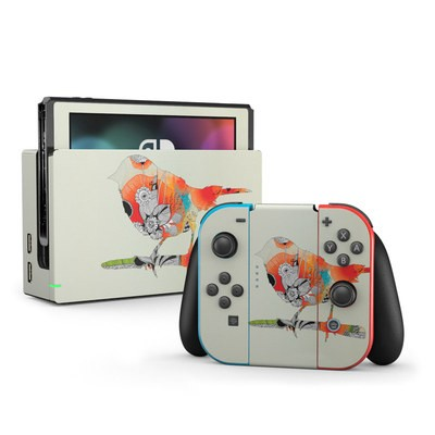 Nintendo Switch Skin - Little Bird