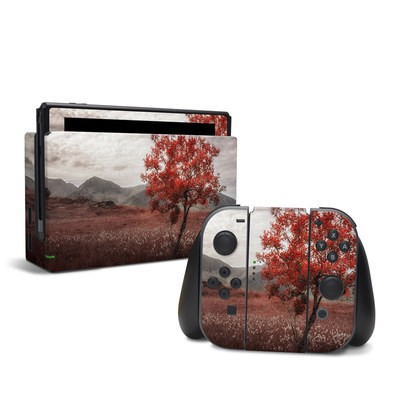 Nintendo Switch Skin - Lofoten Tree