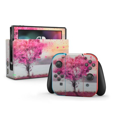 Nintendo Switch Skin - Love Tree