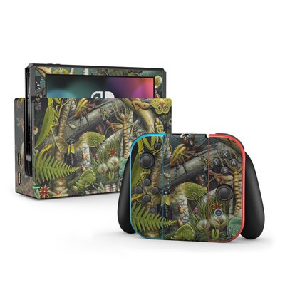 Nintendo Switch Skin - Mantis Mundi