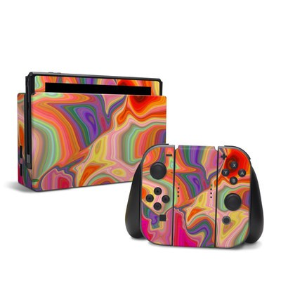 Nintendo Switch Skin - Mind Trip