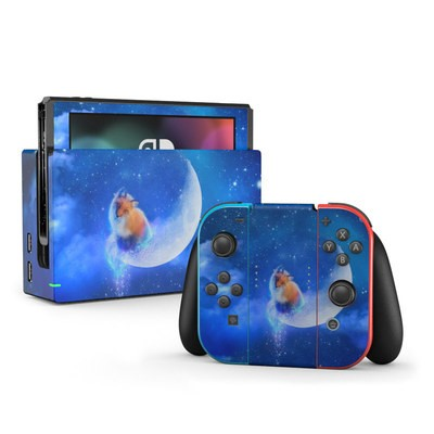 Nintendo Switch Skin - Moon Fox