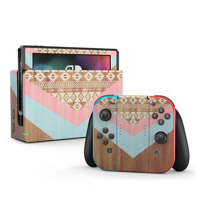Nintendo Switch Skin - Native