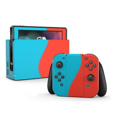 Nintendo Switch Skin - Neontendo