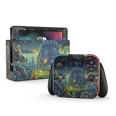 Nintendo Switch Skin - Night Trawlers